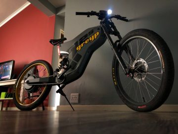 Greyp Electric Bike